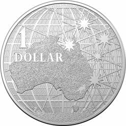 2020 $1 Beneath The Southern Skies Silver